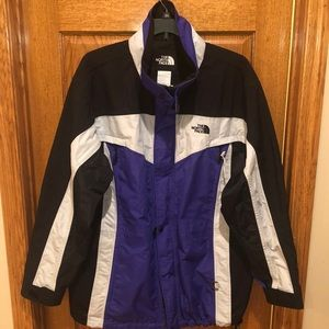 The North Face jacket/ Shell only.  Size XL.
